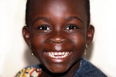 le sourire de l'Afrique